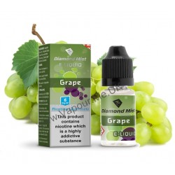 Diamond Mist Grape E-Liquid 10ml