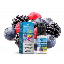 Diamond Mist Midnight Mist Mixed Berries E-Liquid 10ml