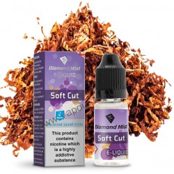 Diamond Mist Soft Cut Tobacco E-Liquid 10ml