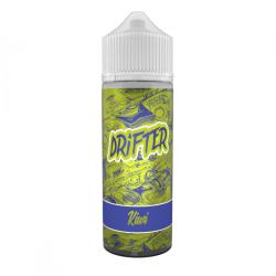 Drifter Kiwi E-Liquid FREE Nic Shot 100ml