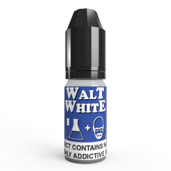 Walt White E-Liquid by V4POUR 10ml