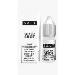 Salt Nic Shot 10ml 18mg Salt base nicotine E-Liquid 10ml