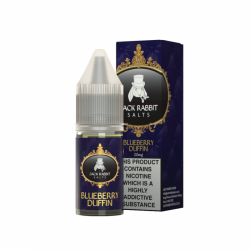 Jack Rabbit Blueberry Duffin 10ml Nicotine Salt Eliquid