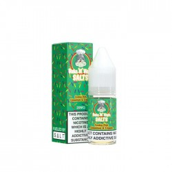 Bake and Vape Cookie Dough Cinnamon and Cream 10ml Nicotine Salt Eliquid