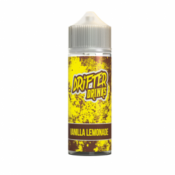 Drifter Drinks Vanilla Lemonade 100ml Shortfill Eliquid