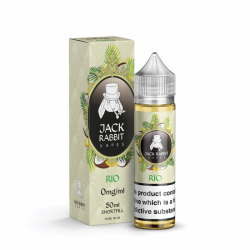 Jack Rabbit Rio 50ml Shortfill E Liquid