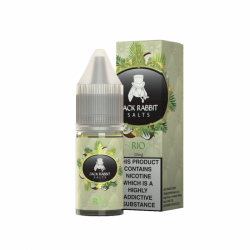 Jack Rabbit Rio 10ml Nicotine Salt Eliquid