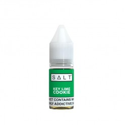 SALT Key Lime Cookie 10ml Nicotine Salt E-Liquid