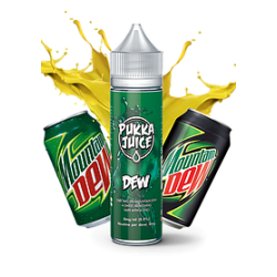 Pukka Juice Dew FREE NIC Shot 50ml Shortfill E Liquid