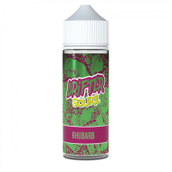 Sour Rhubarb Drifter Sourz FREE NIC Shot 100ml E Liquid