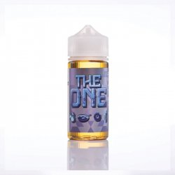Beard Vape Co The One Blueberry Doughnut FREE NIC Shot 100ml Shortfill E Liquid