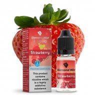 Diamond Mist Strawberry E Liquid 10ml