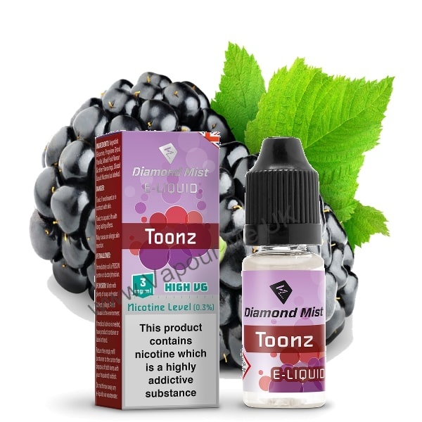 Diamond Mist Toonz E Liquid 10ml