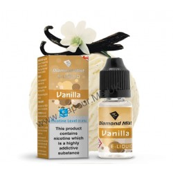 Diamond Mist Vanilla E Liquid 10ml