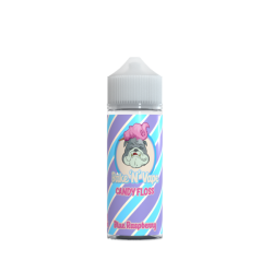 Bake 'N' Vape Blue Raspberry Candy Floss 100ml Shortfill E Liquid