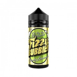 Fizzy Bubbily Cloudy Lemonade 100ml Shortfill E Liquid