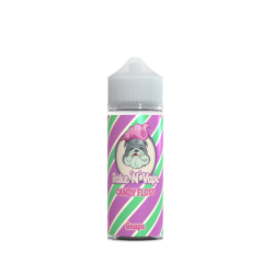 Bake 'N' Vape Grape Candy Floss 100ml Shortfill E Liquid