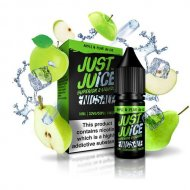 Just Juice Apple & Pear On Ice 10ml Nicotine Salt E Liquid