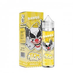 The Fog Clown Banos 50ml Shortfill E Liquid