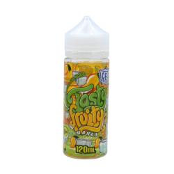 Tasty Fruity Mango Ice 100ml Shortfill E Liquid