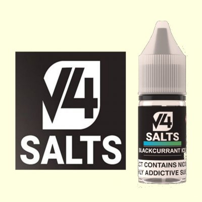 V4 Salts 10ml E Liquid