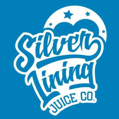 Silver Lining Juice Co 50ml  E Liquid
