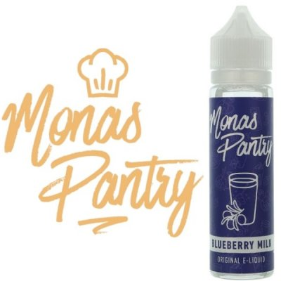 Monas Pantry 50ml E Liquid
