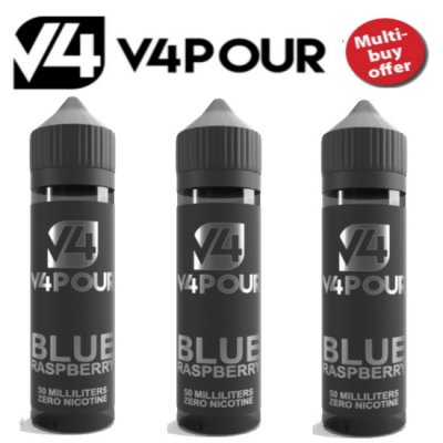 Multi Buy V4 V4POUR 50ml E-Liquid