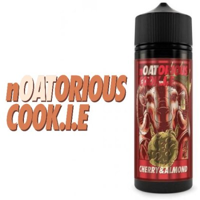 Noatorious Cookie 100ml Bottles of E Liquid