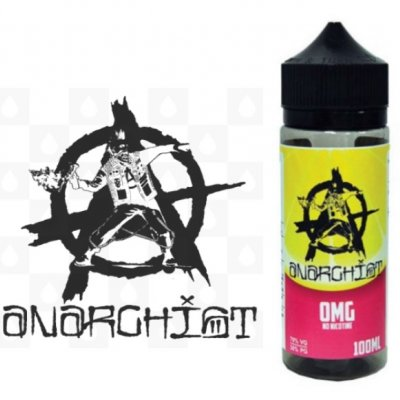 Anarchist 100ml E Liquid