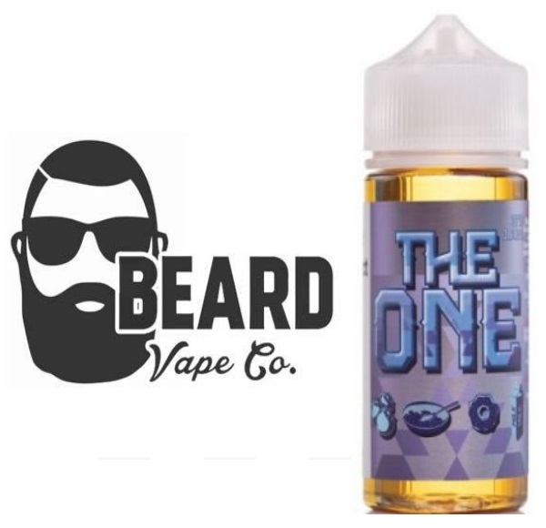 Beard Vape Co 100ml E Liquid