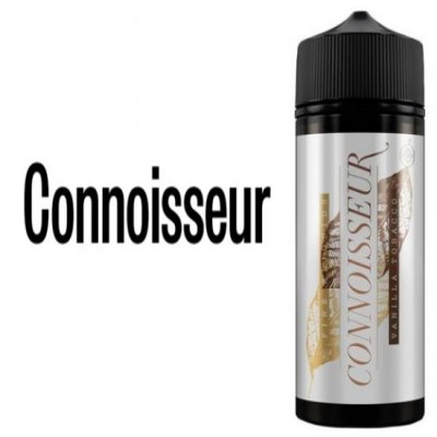 Connoisseur 100ml Bottles of E Liquid