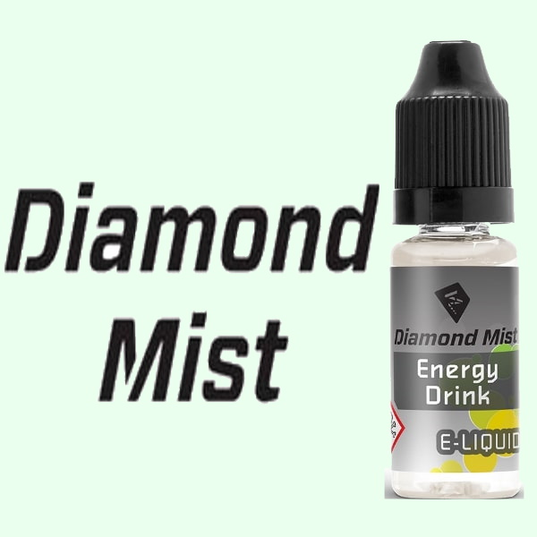 Diamond Mist E Liquid  10ml