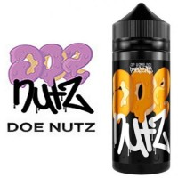 Doe Nutz 100ml Bottles of E Liquid