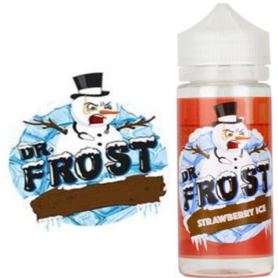 Dr Frost E Liquid  Shortfill 100ml