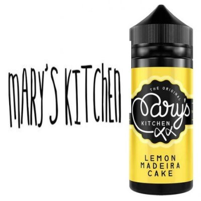 Marys Kitchen 100ml Bottles of E Liquid