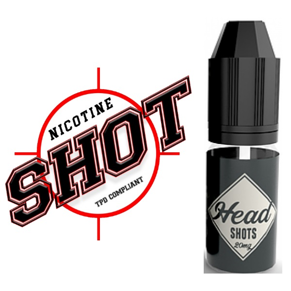 Nicotine Shots For E Liquid