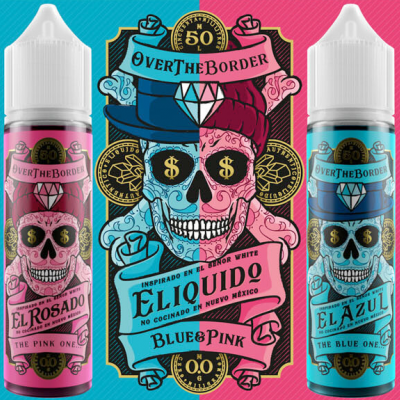 Over The Border E Liquid 50ml