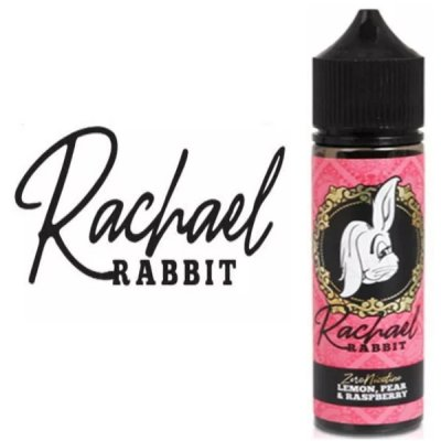 Rachael and Jack Rabbit 50ml E liquid