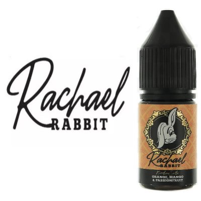 Rachael and Jack Rabbit Salt E liquid
