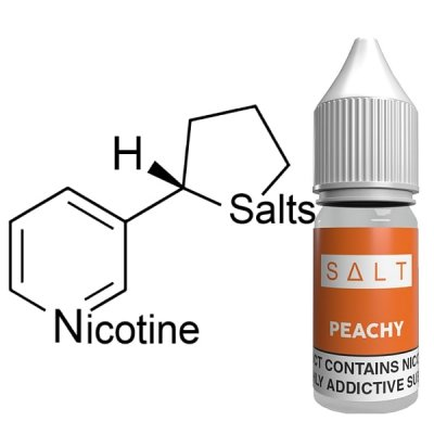 Salt Nicotine E Liquid