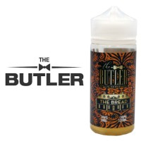 The Butler 100ml Bottles of E Liquid