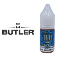The Butler 10ml Salt E liquid