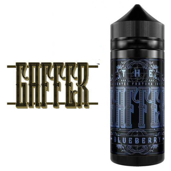 The Gaffer 100ml Bottles of E Liquid