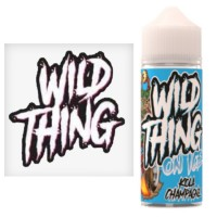 Wild Thing 100ml Bottles of E Liquid