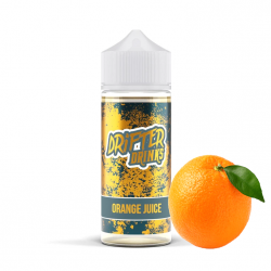 Drifter Drinks Orange Juice FREE Nic Shot E Liquid 100ml