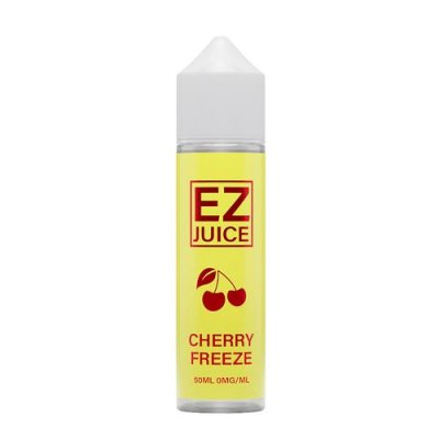 EZ Juice Cherry Freeze 50ml Shortfill Eliquid