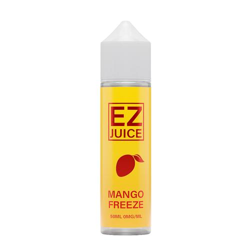 EZ Juice Mango Freeze 50ml Shortfill Eliquid