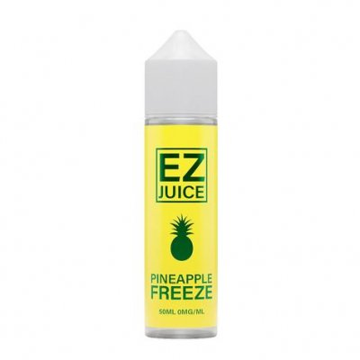 EZ Juice Pineapple Freeze 0mg 50ml Shortfill Eliquid
