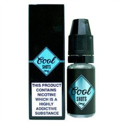 Cool Shot Nicotine Shots E Liquid by Cool Shot E Liquid 10ml